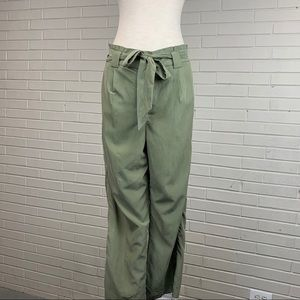 Express Ankle High Rise Trousers
